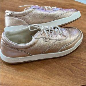 Keds rose gold tennis shoe size 41 EUR 10 US